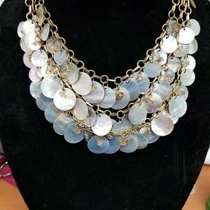 This is a beautiful necklace from VCLM